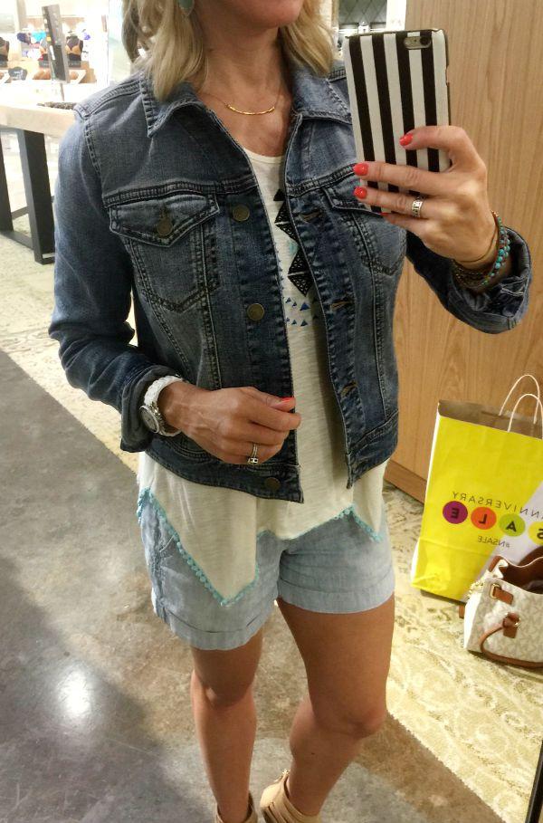 Fall Fashion - BP Denim Jacket