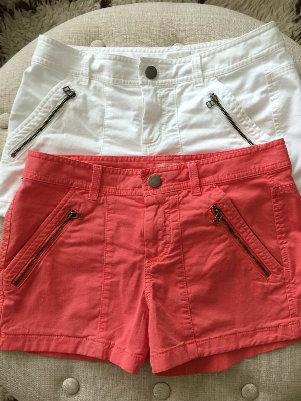 Summer Fashion - perfect vintage military shorts (other colors)