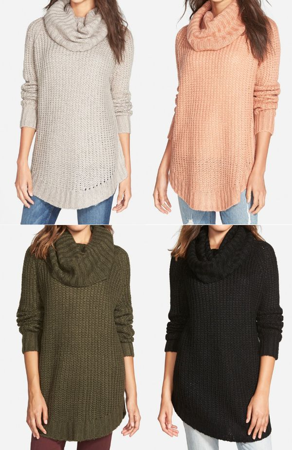 Fall Fashion - cozy cable knit sweater