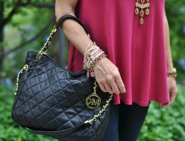 MK Quilted bag