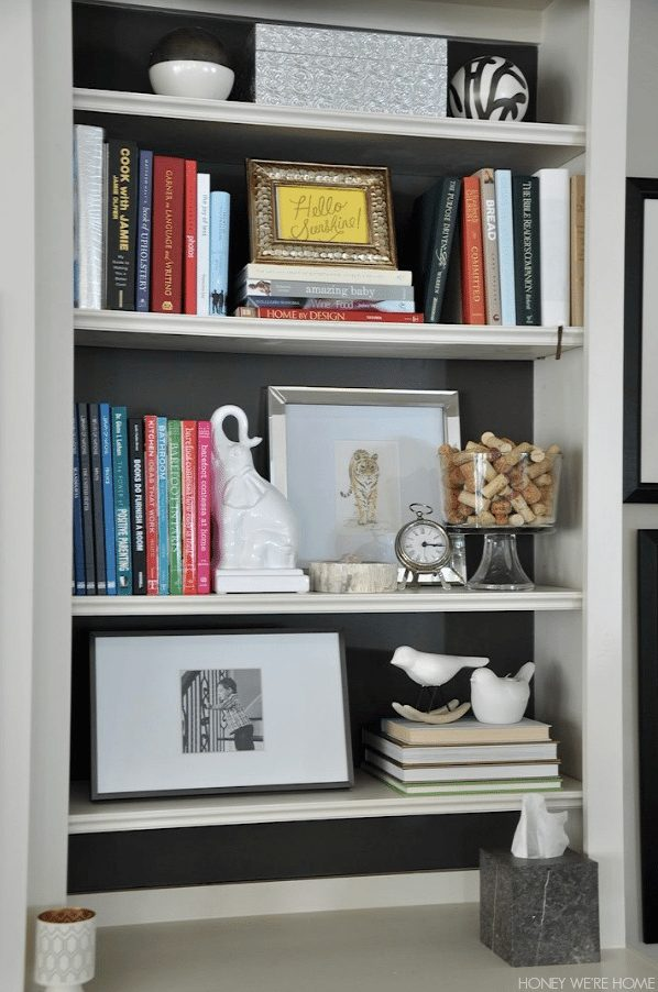 The life changing magic of tidying up books the reveal for How to start decorating a living room