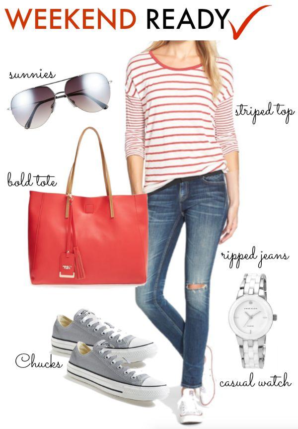 Fall Fashion - weekend casual