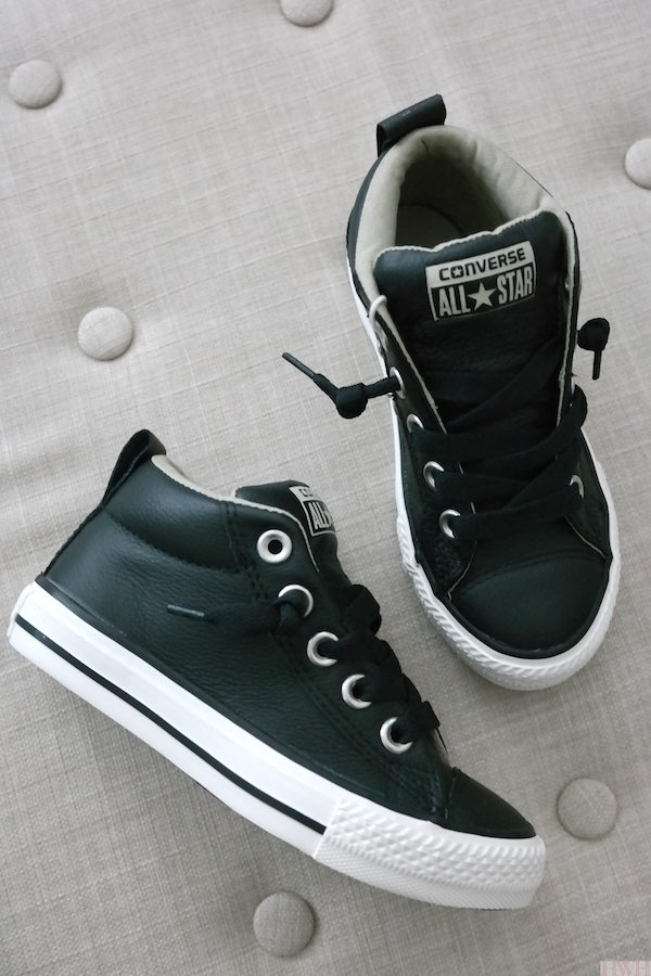 Kids converse all star sneakers - so cool!