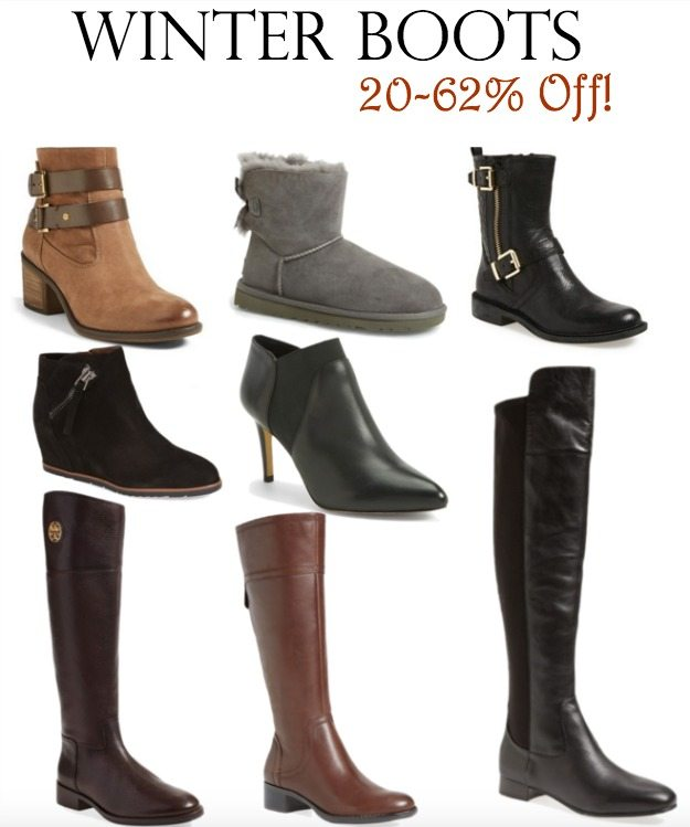 Winter Boots 20-62% off | Black Friday Sales