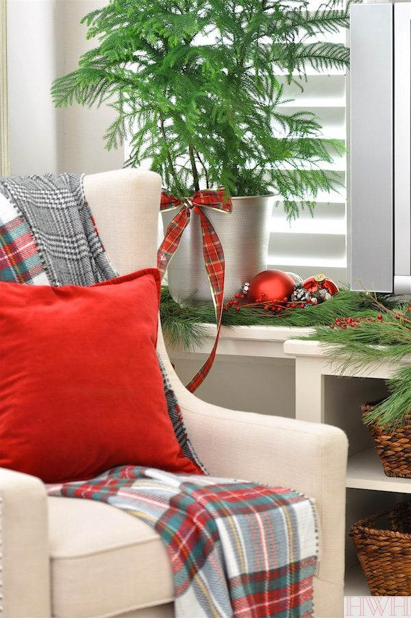 Festive holiday decor | Honey We're Home