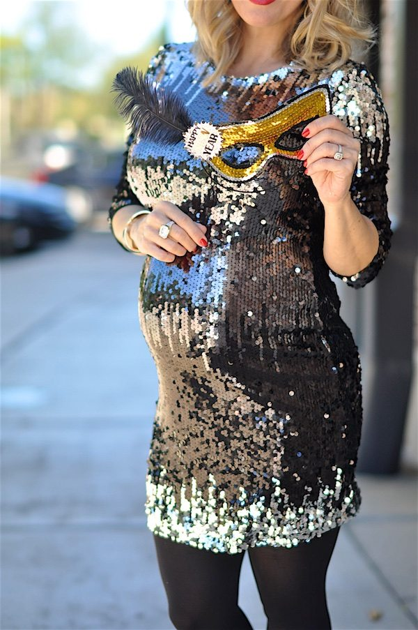 NYE dresses- festive & sparkly to ring in the new year