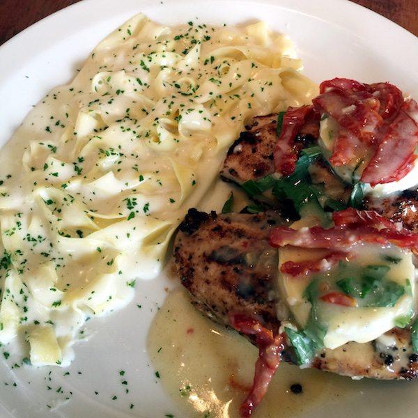 Chicken Texas Bryan from Carrabba's Italian Restaurant