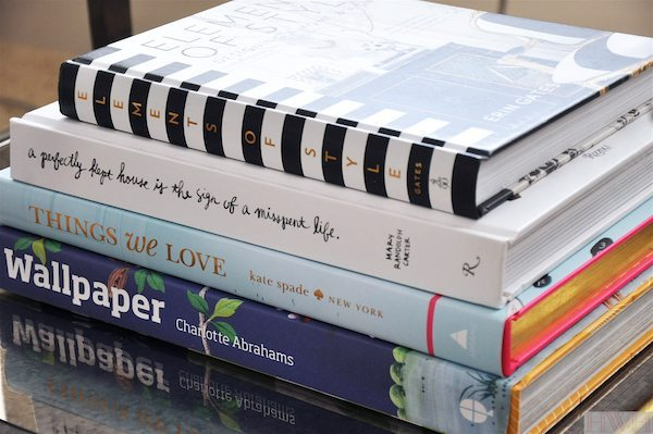Great decor books for the home decor lover