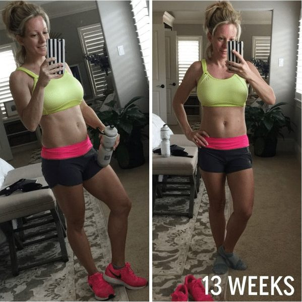 Staying healthy and fit during pregnancy - 13 weeks pregnant and continuing to workout with the doctor's approval