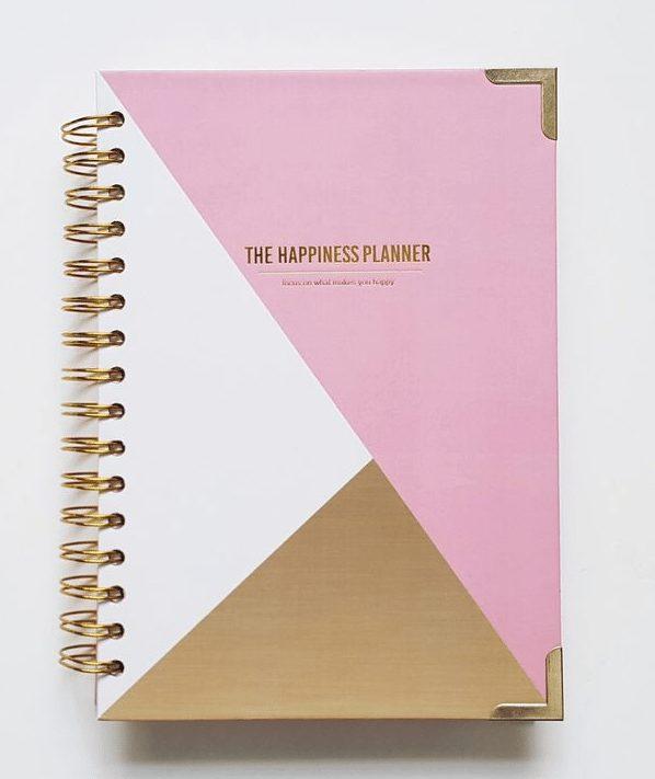 The Happiness Planner - Prettiest Planners 2016   #getorganized #schedule #planner #organizer