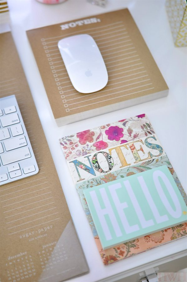 Home Styling Tips | The Desktop - Honey We're Home