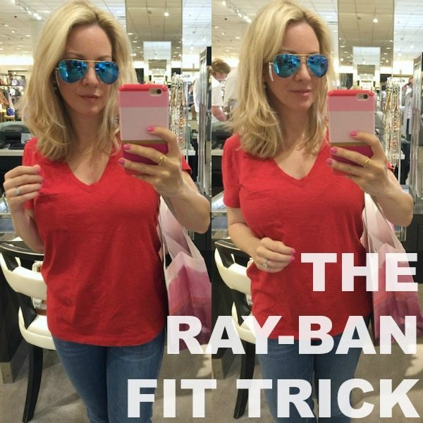 ad2e510e5d19 Did you already know the Ray-Ban trick? If so, why didn't you tell me?