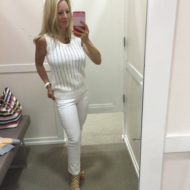 Summer fashion - winter white #outfit #outfitinspo #summerfashion