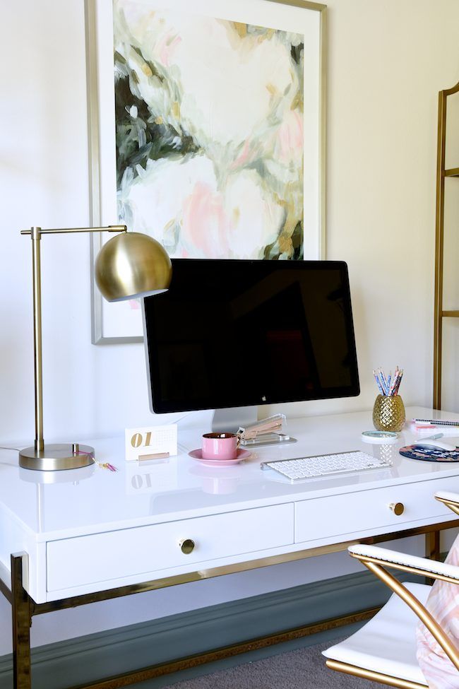 stylish desk accessories | honey we're home