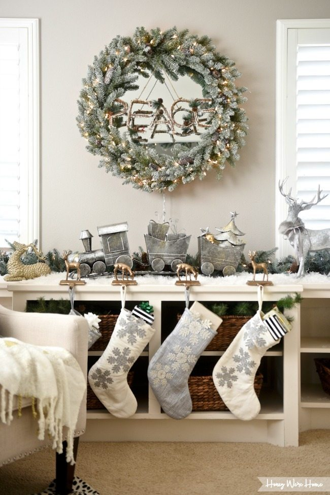 at home decor our winter honey we re home 10128