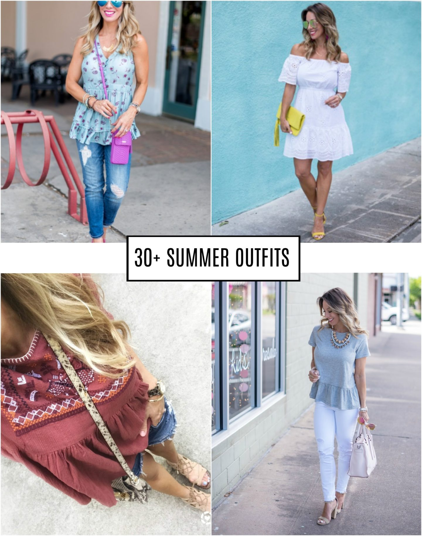 30+ Summer Cute Outfits