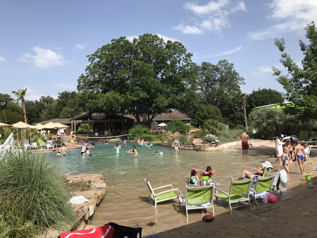 Lost Pines Resort Bastrop Texas