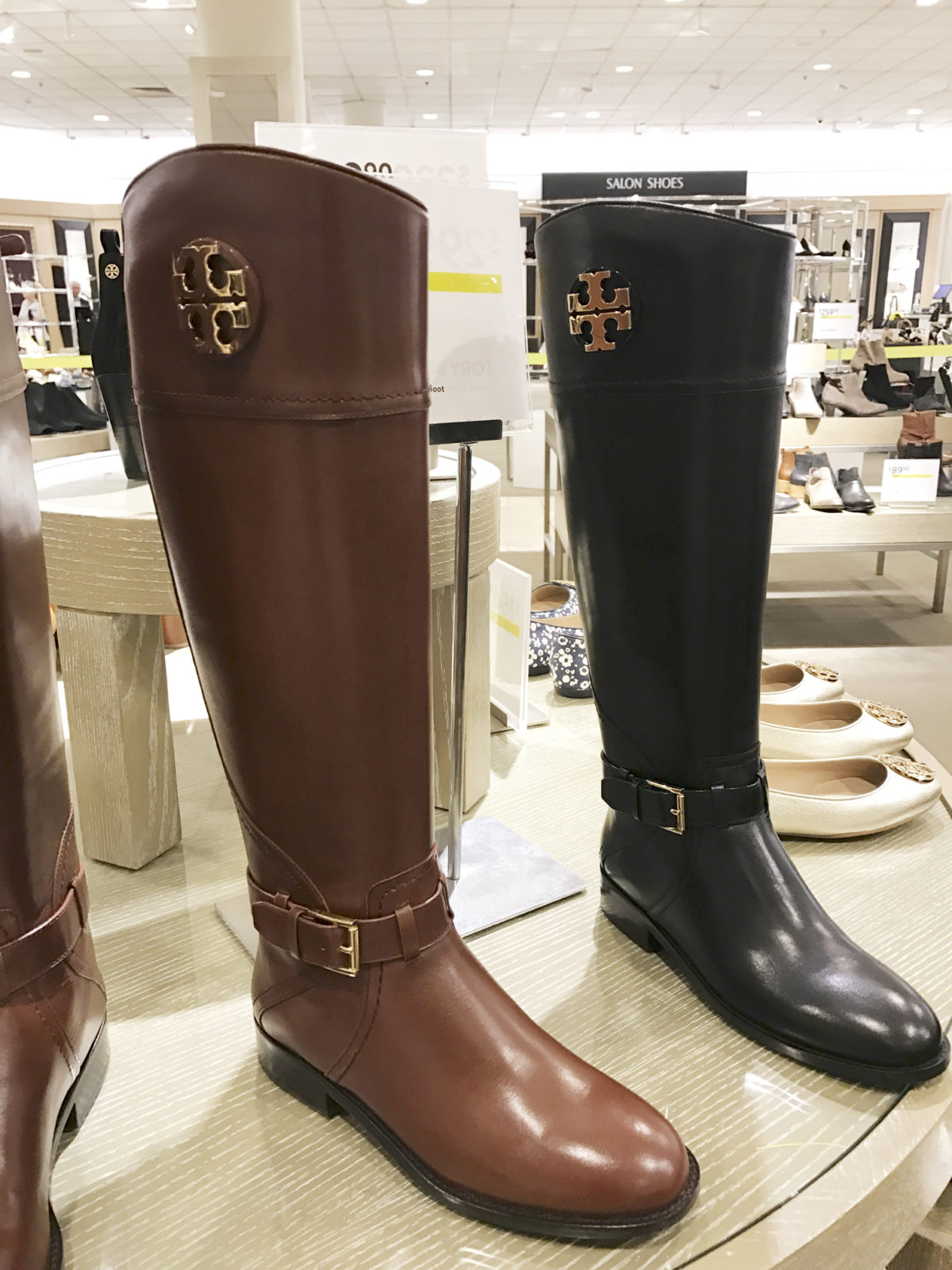 Tory Burch Riding Boot Nordstrom Anniversary Sale 2017