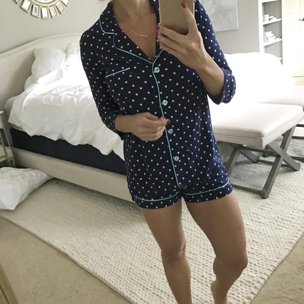 Nordstrom Anniversary Sale 2017 PJ Salvage Pajama Set