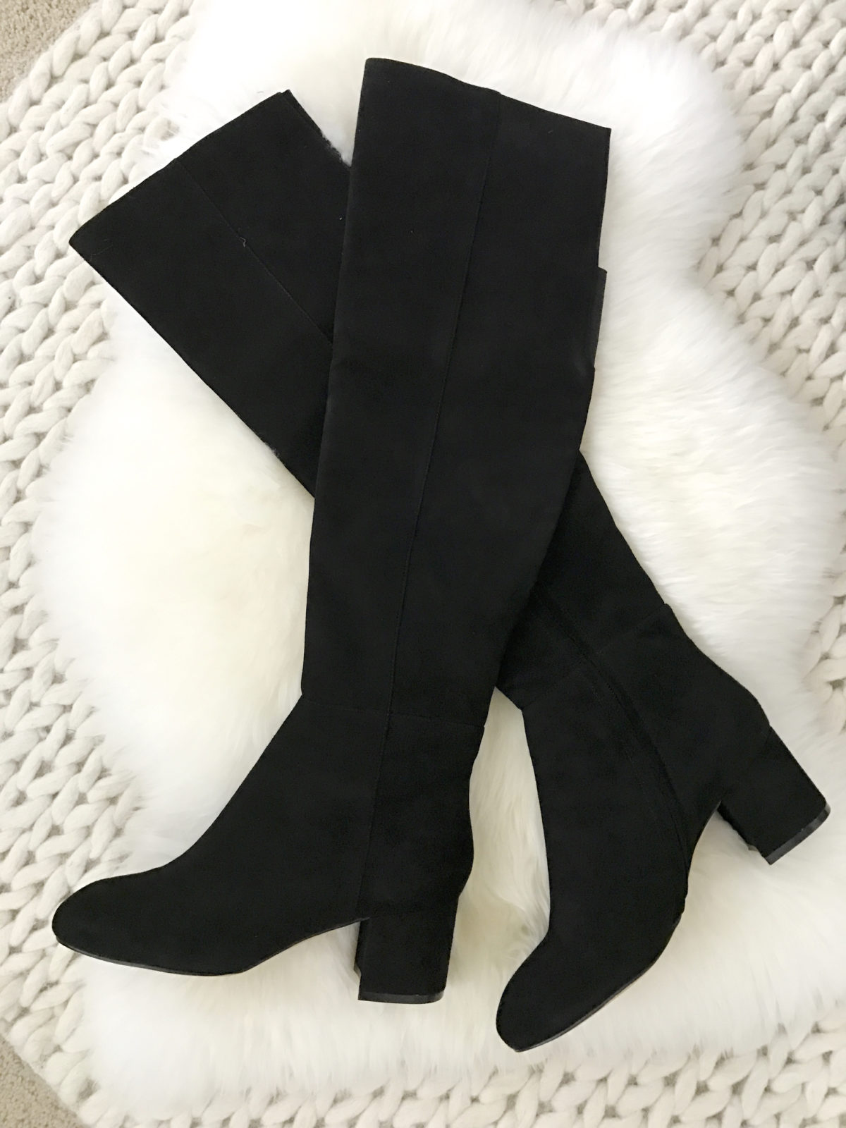 scarlett over the knee boot