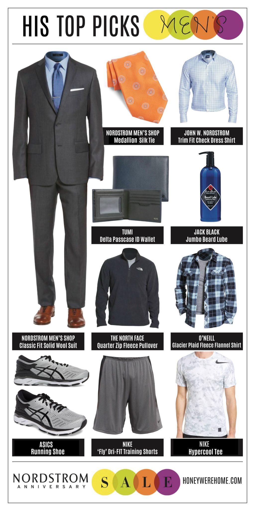 Mens Picks Nordstrom Anniversary Sale
