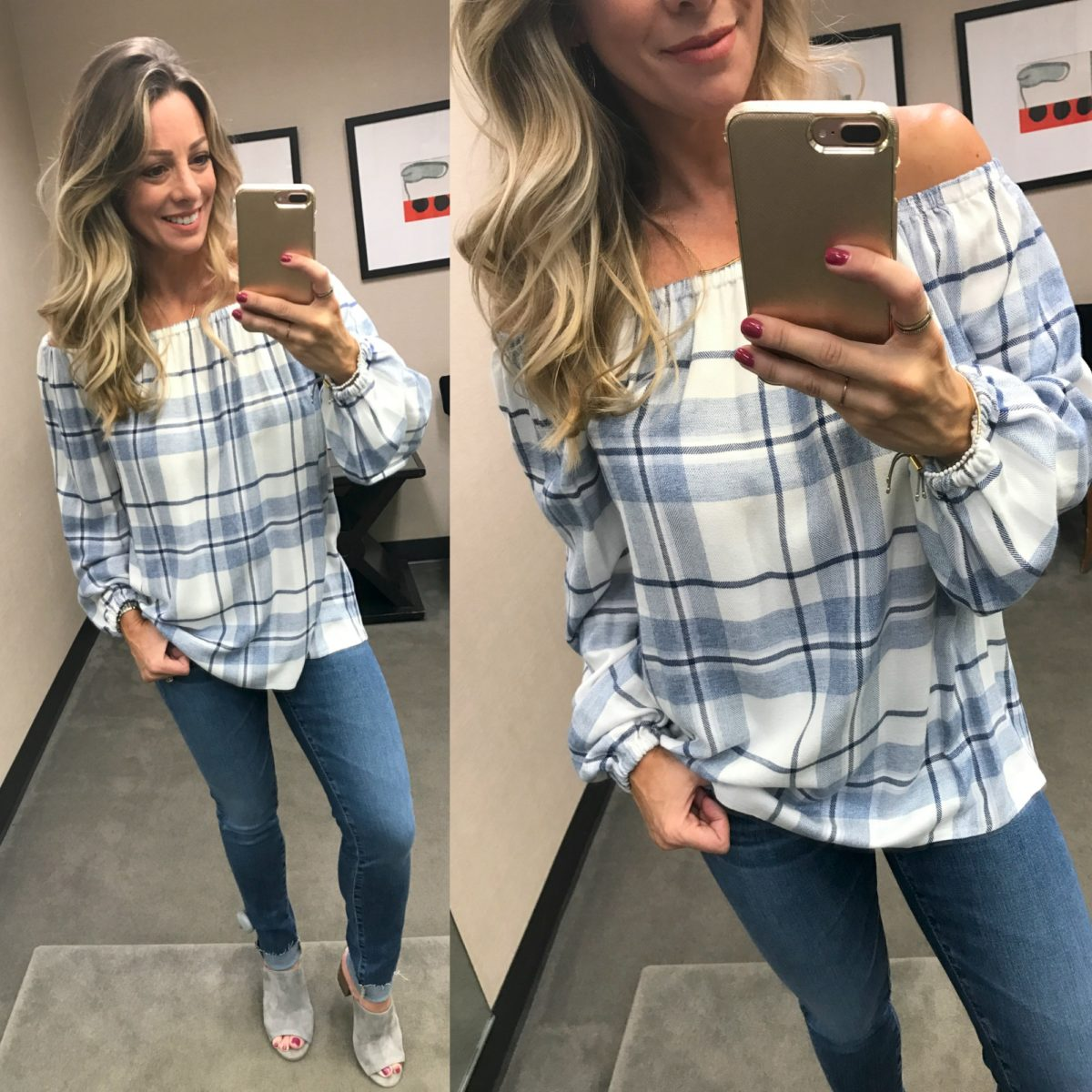Nordstrom Anniversary Sale 2017 Treasure and Bond Off the Shoulder Sweater