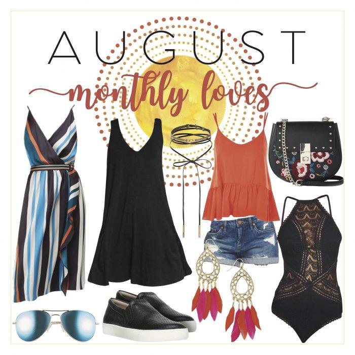 August 2017 Loves
