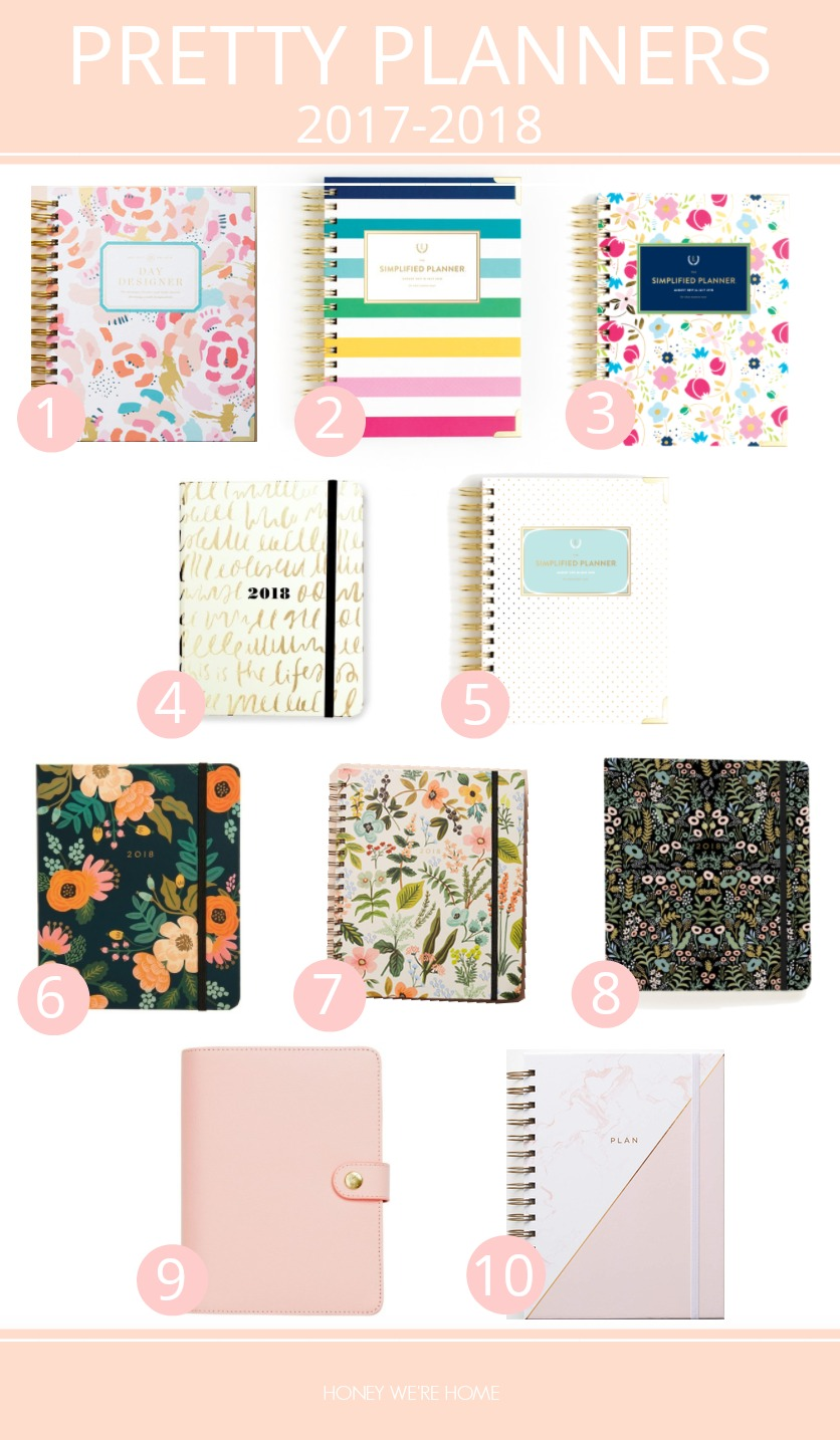 PRETTY PLANNERS