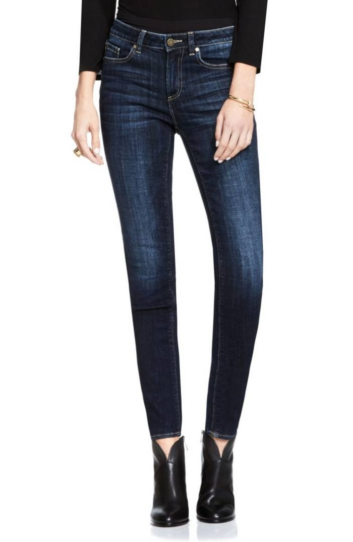 Two Vince Camuto Skinny Jeans