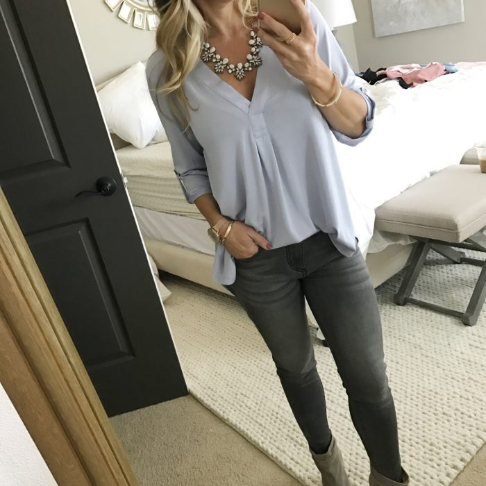 lilac tunic grey jeans.2