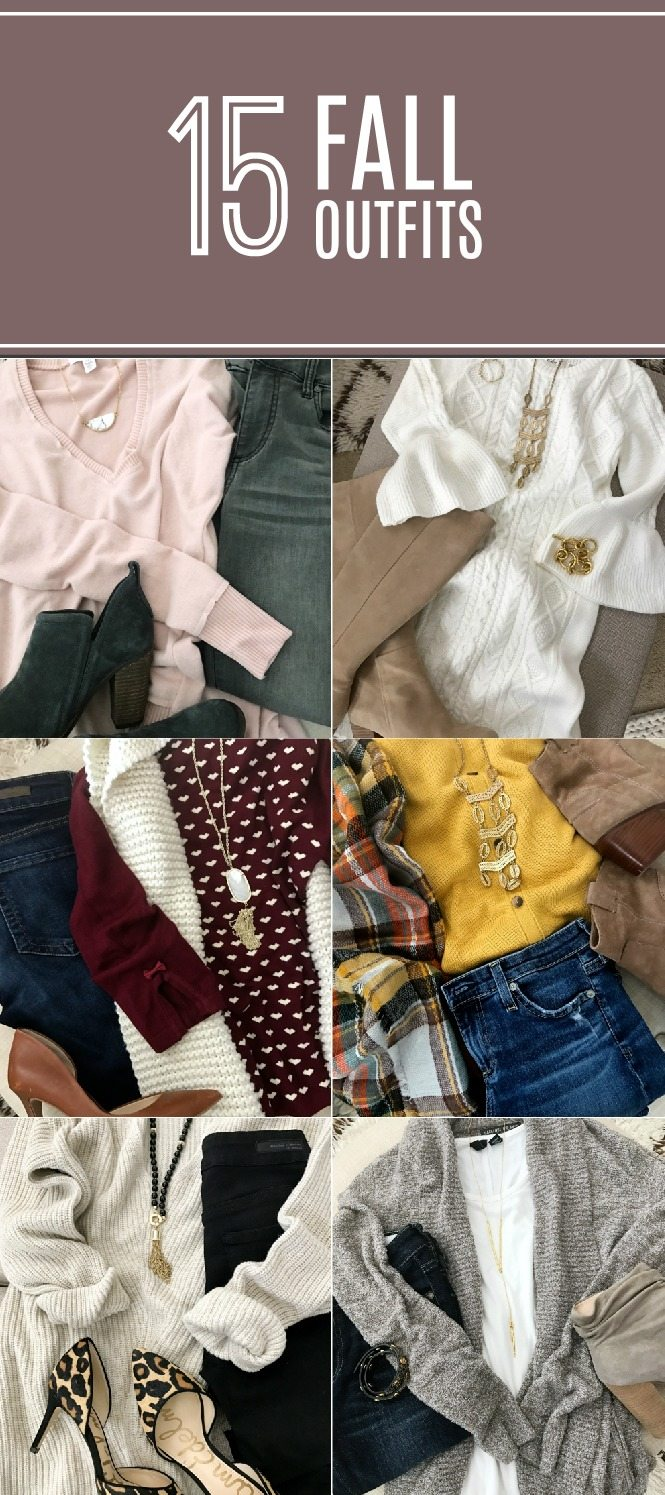 15 Fall Outfits to Copy
