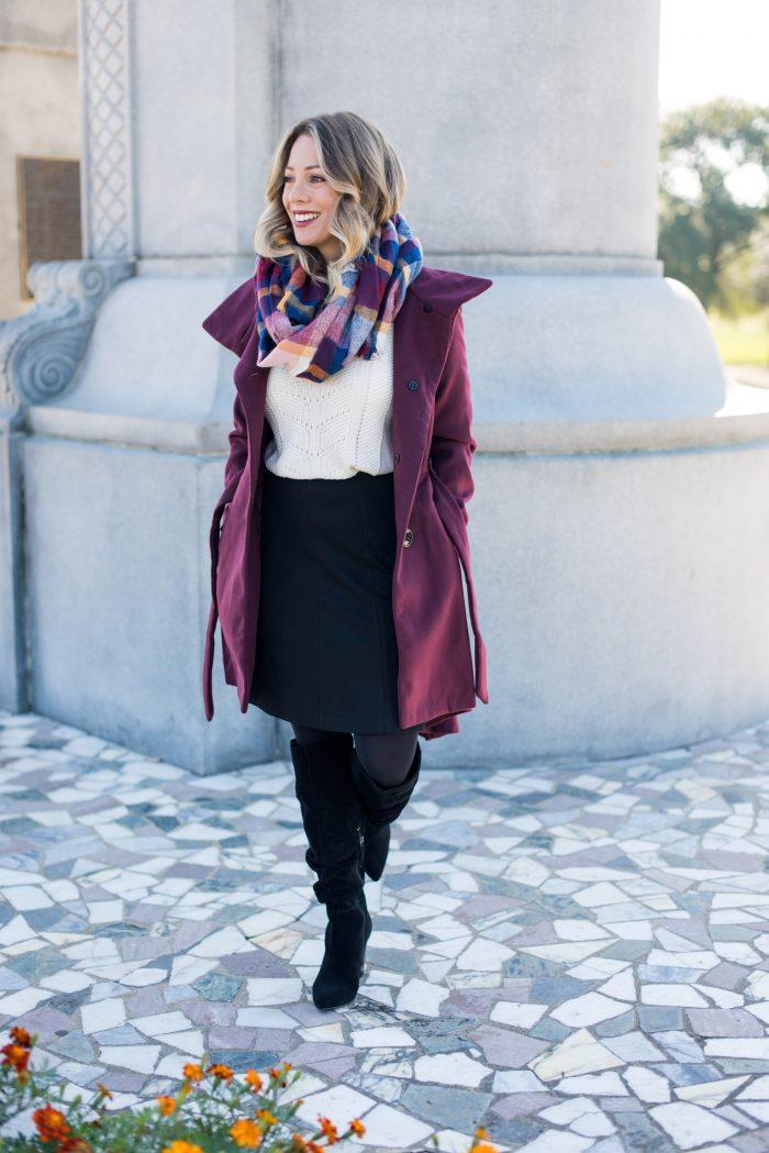 7Fall Fashion Work Outfit #fallfashion #outfitinspiration