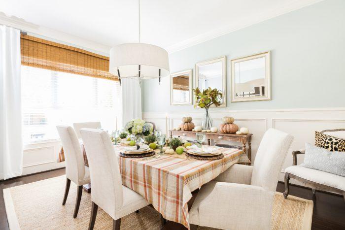 HWH Fall Dining Room Decor