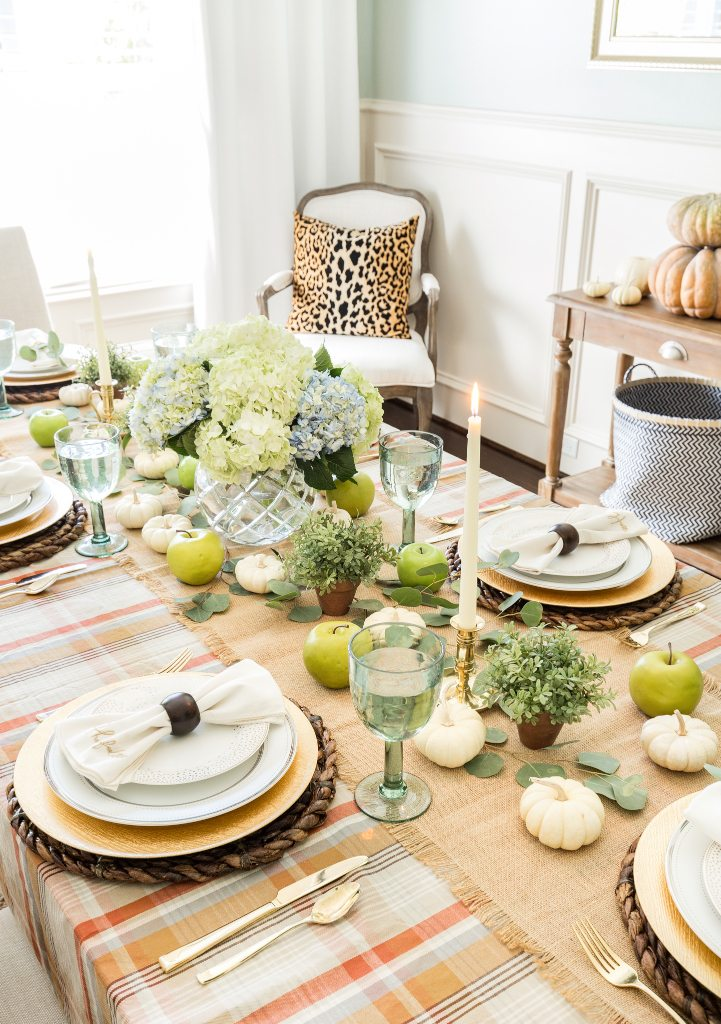 HWH Fall Dining Room Decor