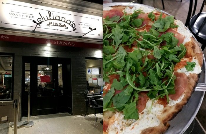 Juliana's Pizza Brooklyn NY
