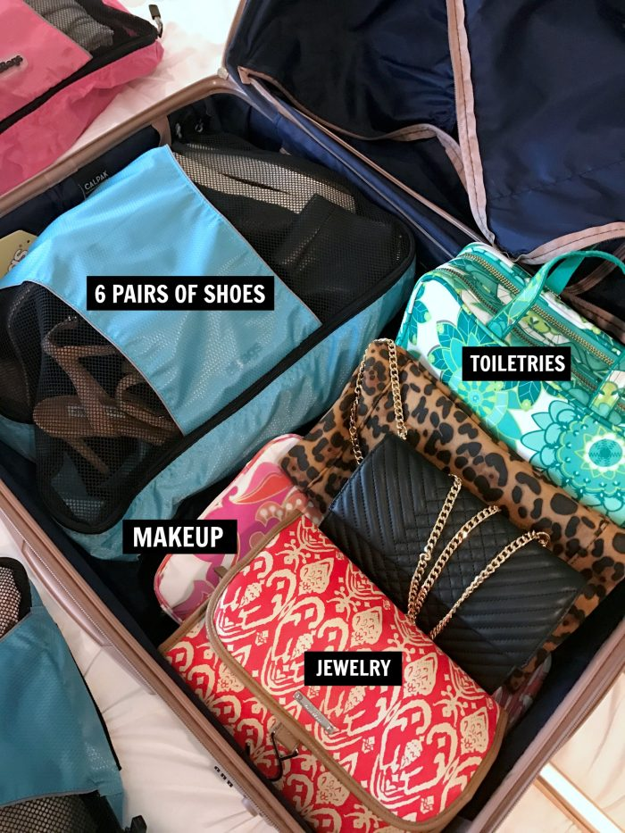 how to pack with ebags