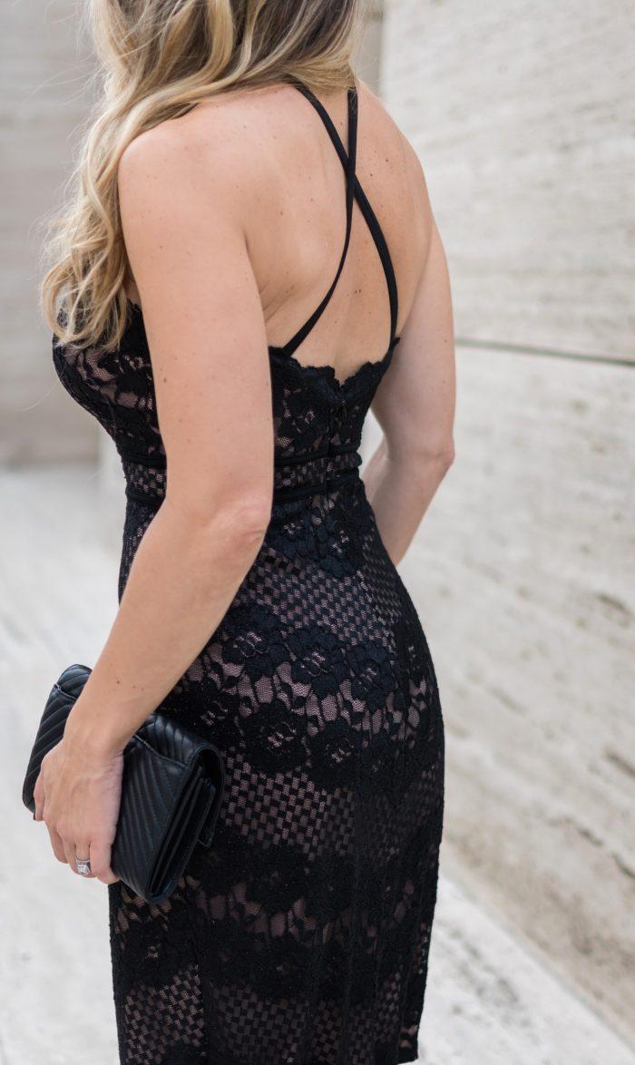 Little Black Dress #lbd #littleblackdress #partydress 4