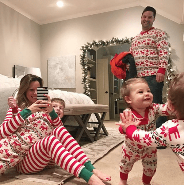 Matching Family Christmas PJs
