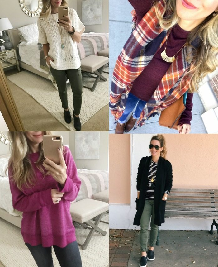 Fall and Winter Outfit Ideas #ootd