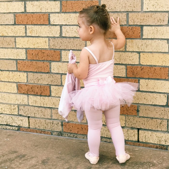 toddler ballerina costume