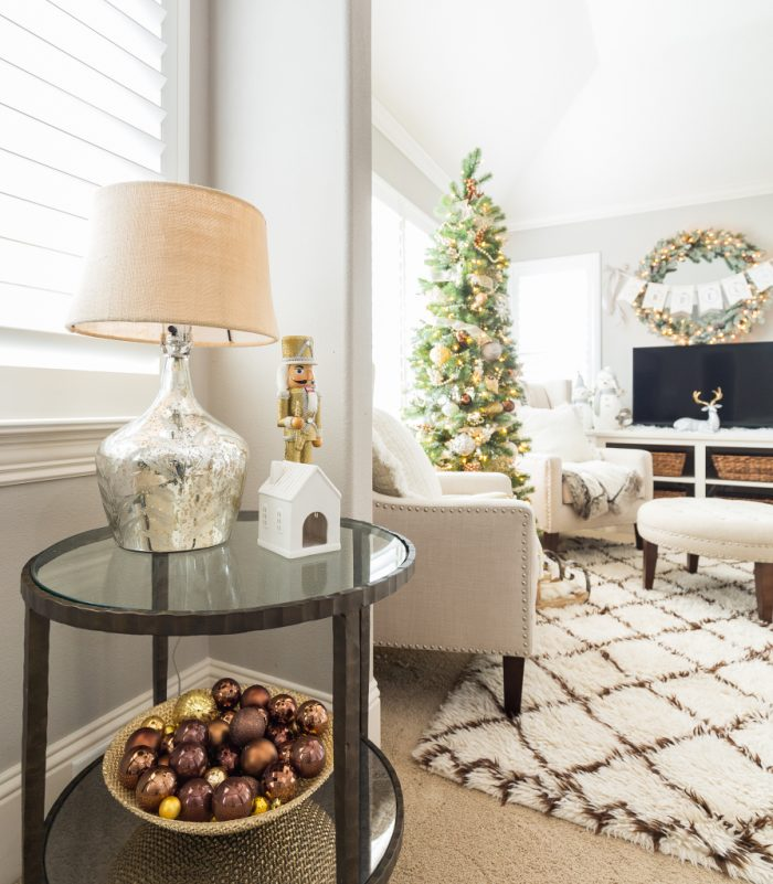 Christmas Home Tour - Honey We're Home