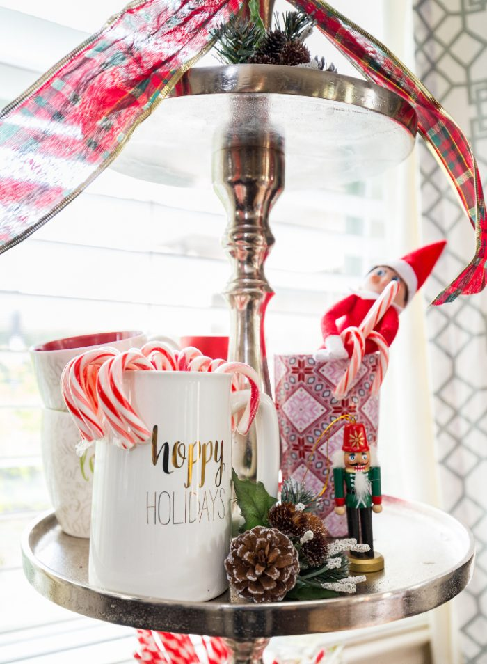 Christmas Home Tour - Hot Cocoa Station -Honey We're Home 2Christmas Home Tour - Hot Cocoa Station -Honey We're Home 2