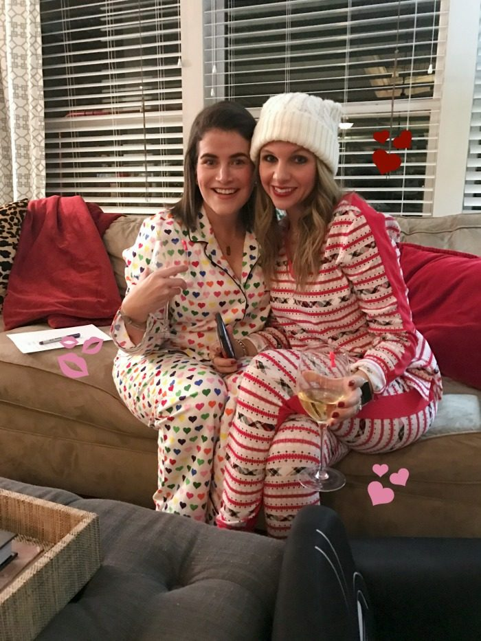 Favorite Things Pajama Party