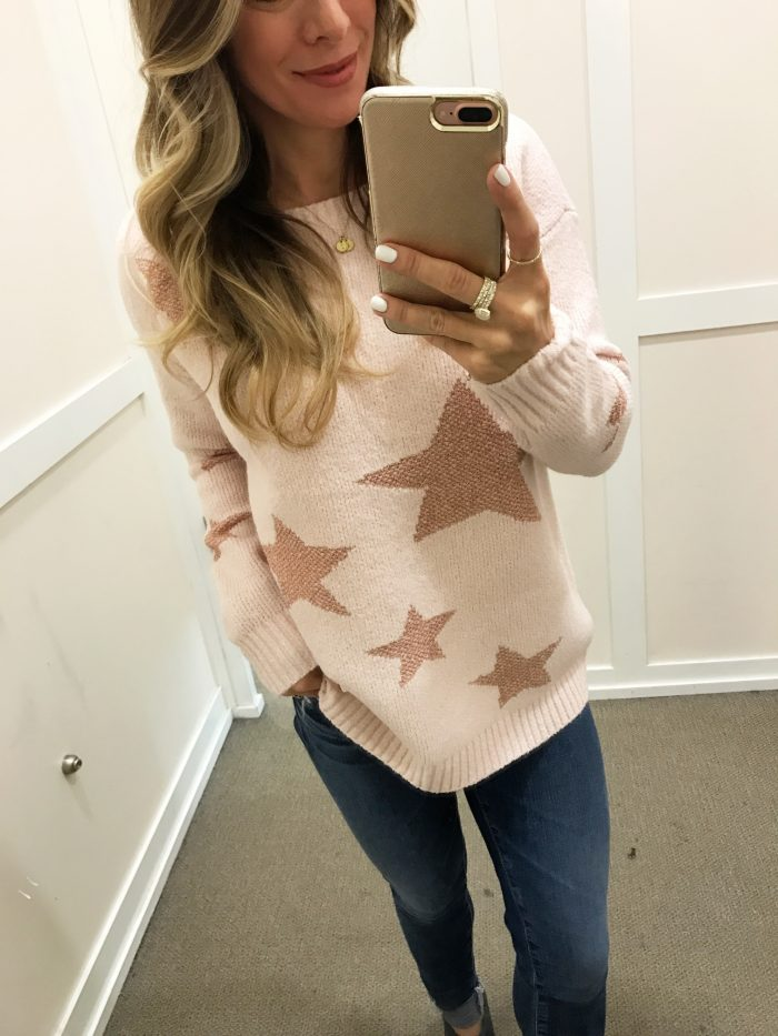 Loft Stars Sweater