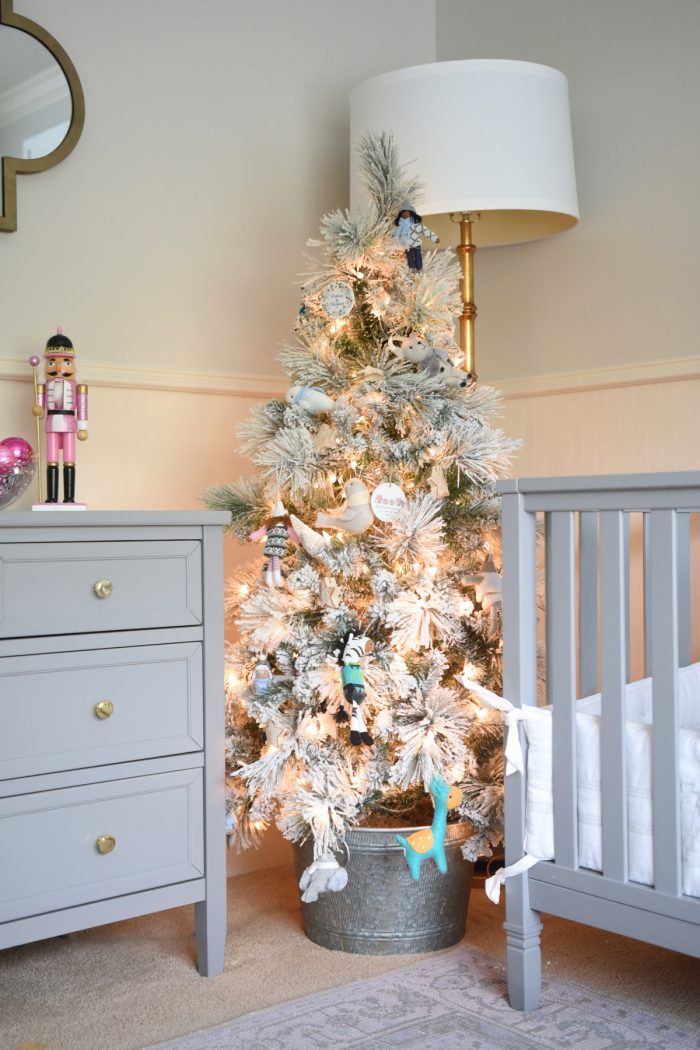 Nursery Christmas Home Tour - Honey We're Home (2)