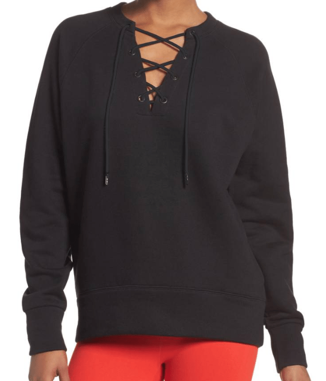 Zella pullover