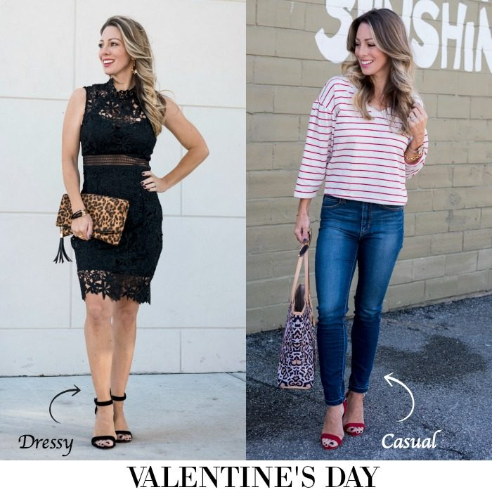 Valentine's Day Dressy & Casual