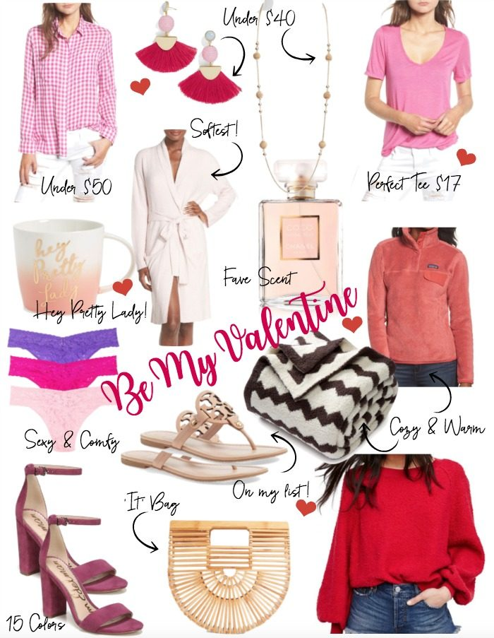 Sexy gift ideas for her