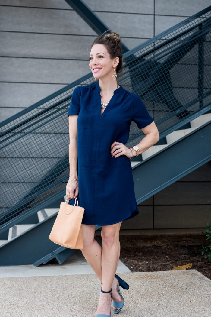 Daily Outfit Inspiration - t-shirt dress