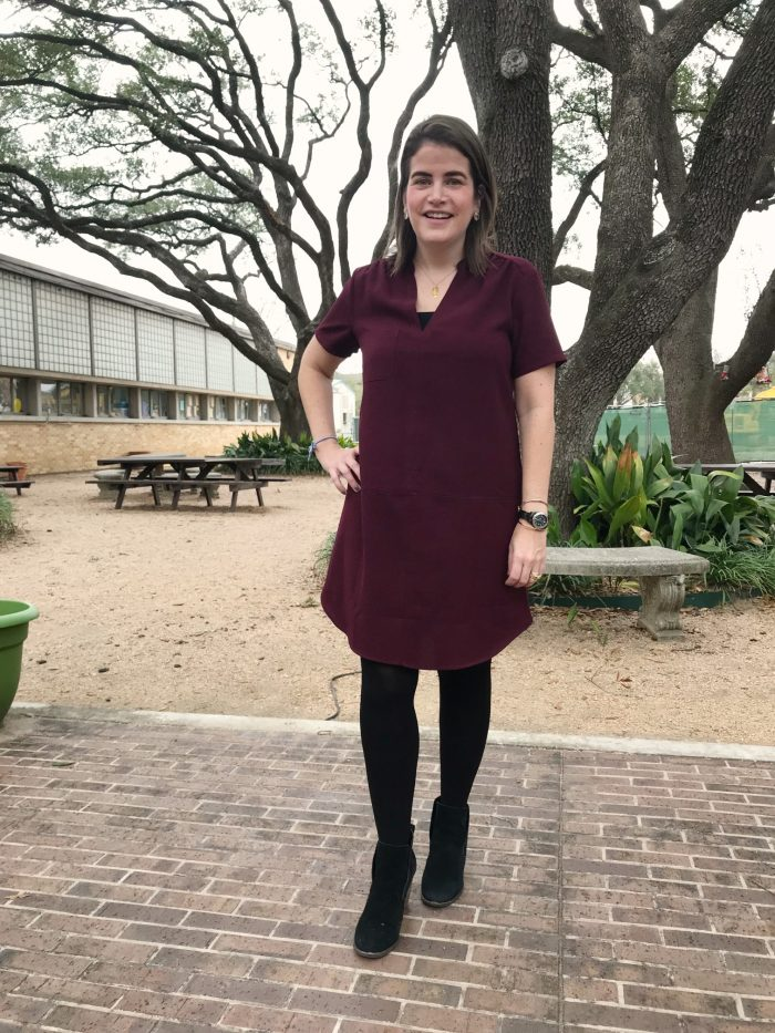 Lush T-Shirt Dress
